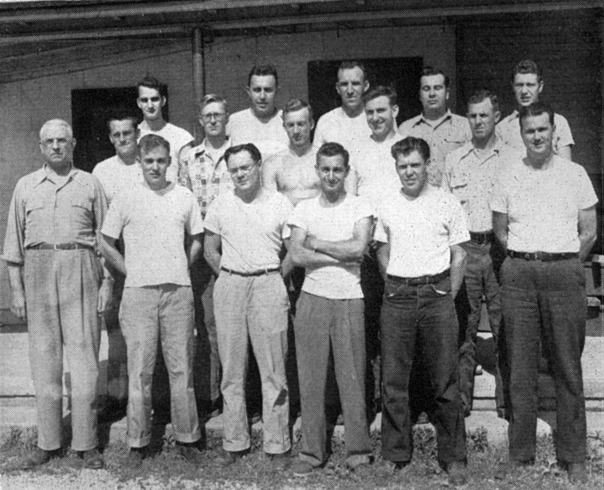 1952 Cadet School Magee