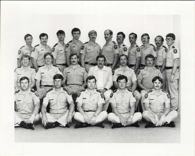 1980 Cadet School Fire Acadmey