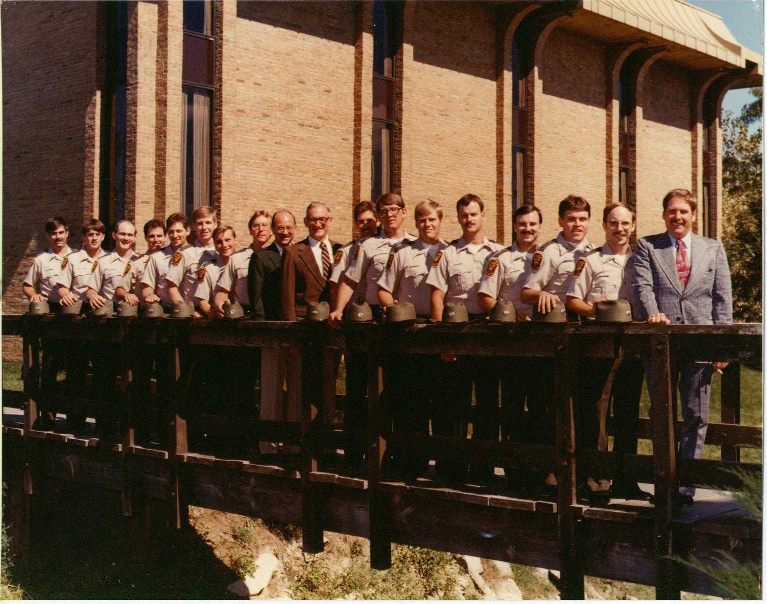 1981 Cadet School Fire Acadmey