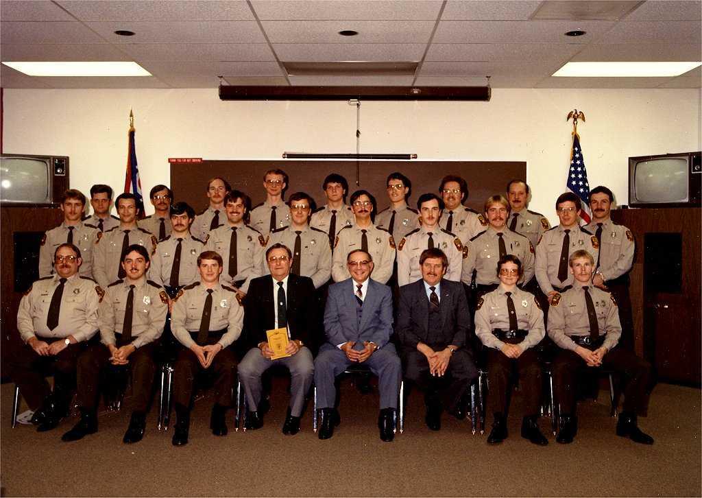 1983  Cadet School Fire Academy Graduation B