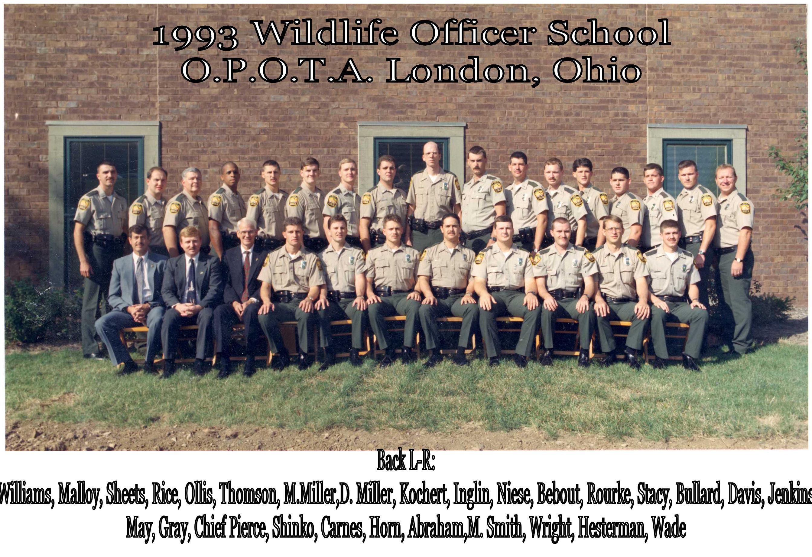 1993 Cadet OPOTA