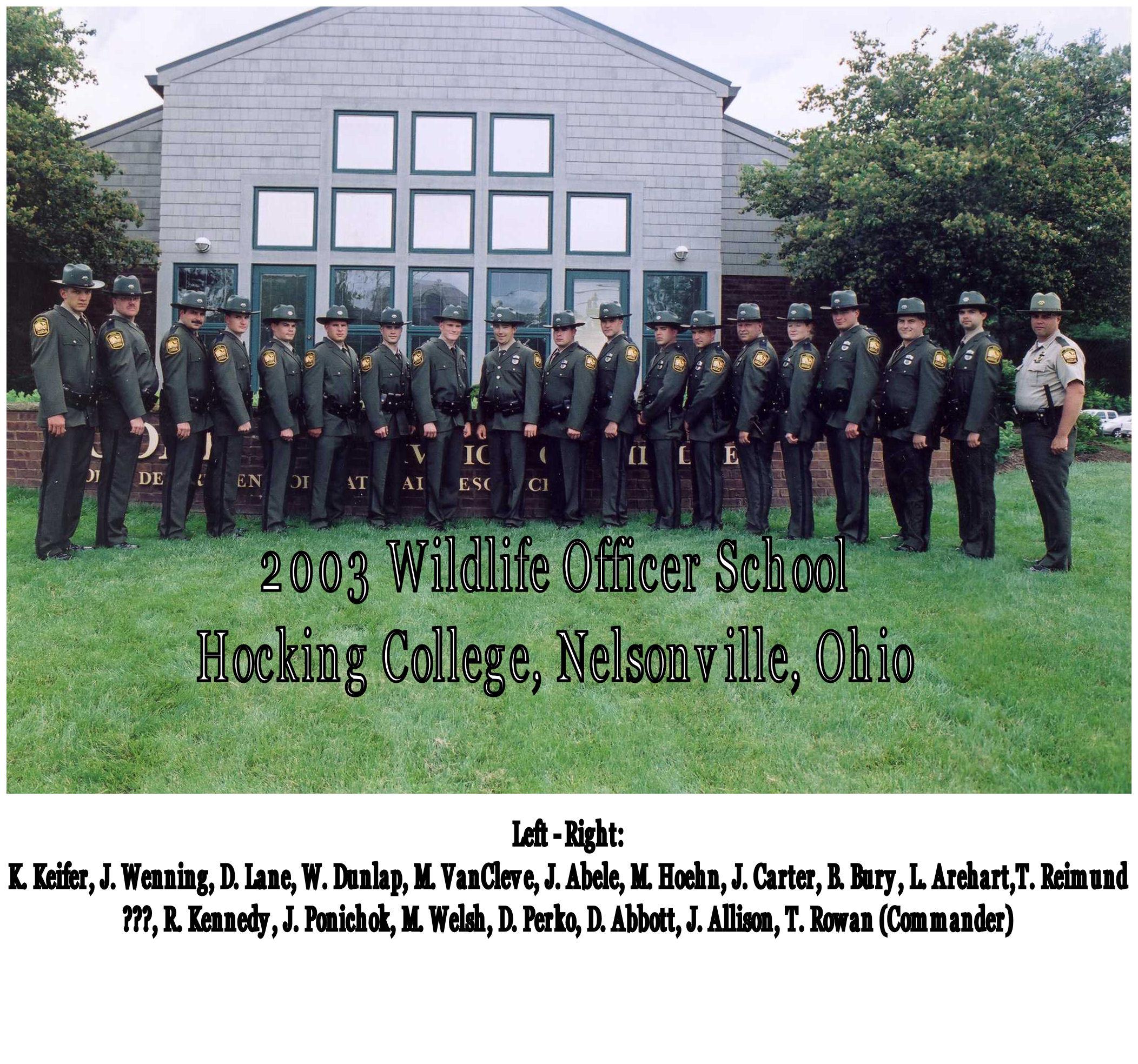 2003 Cadet  Hocking