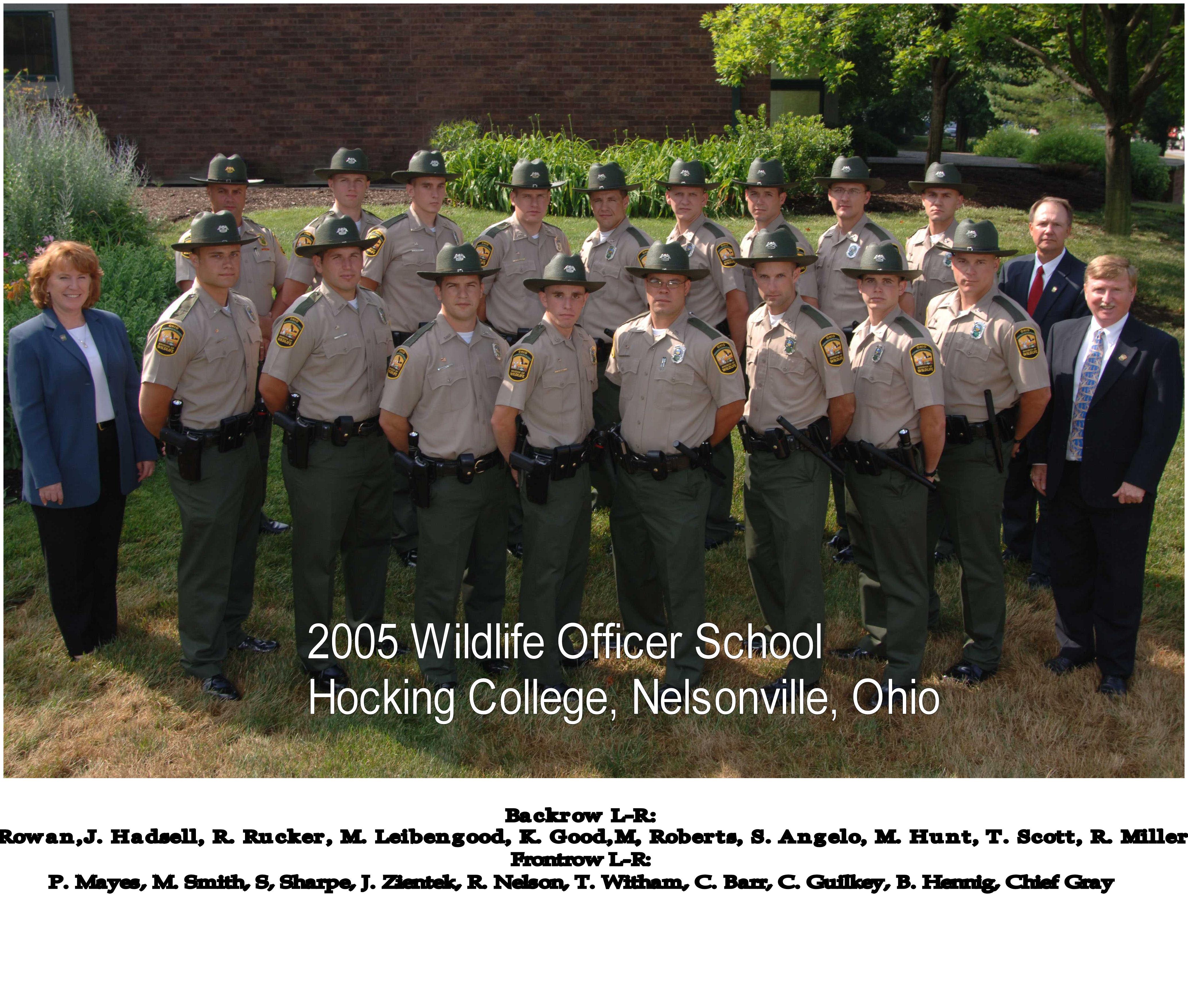 2005 Cadet Hocking
