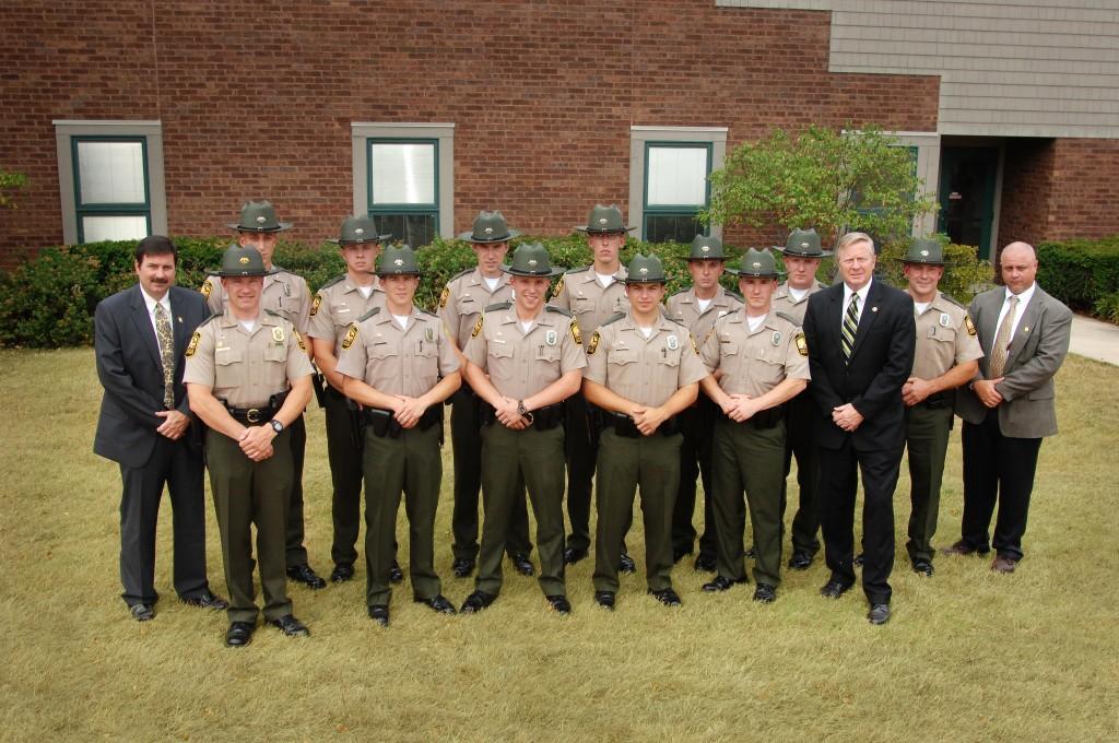 2012 Cadet Class